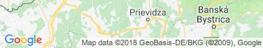 Diviacka Nová Ves Mapa