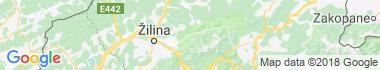 Bella (Zsolna) Térkép
