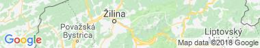 Varín Mapa