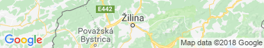Žilina Mapa