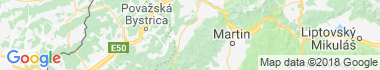 Kamenná Poruba Mapa
