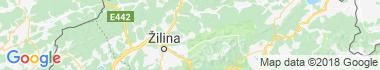 Horný Vadičov Mapa