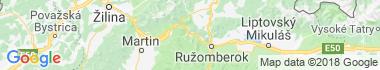 Hubová Mapa