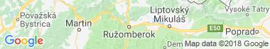 Lisková Mapa