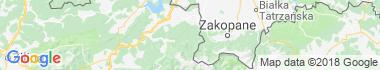 Oravice Mapa