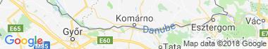 Komarno Map