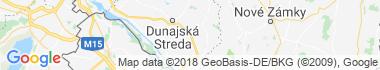 Dolný Štál Mapa