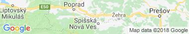 Iliašovce Mapa