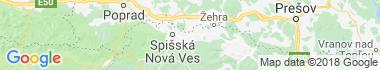 Jamník Mapa