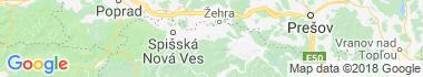 Olcnava Mapa