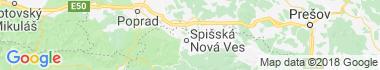 Harichovce Mapa