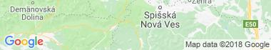 Dobšinská Maša Mapa