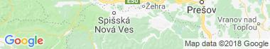 Poráč Mapa