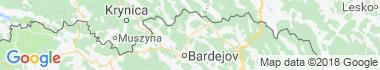 Zborov Mapa