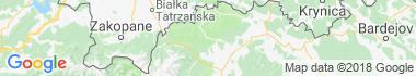 Reľov Mapa