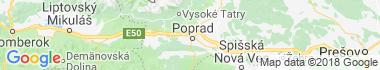 Poprad - Veľká Mapa