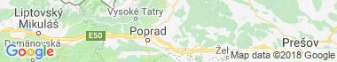 Vrbov Mapa