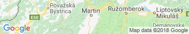 Dražkovce Mapa