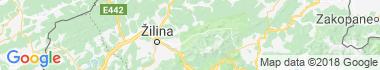 Lysica Mapa