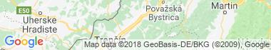 Ilava Mapa