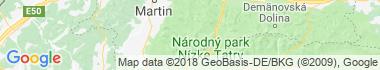 Veľká Fatra Mapa