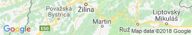 Malá Fatra Mapa