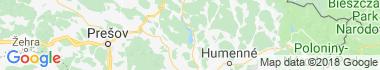Domaša Mapa