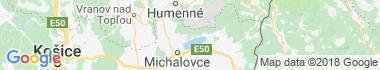 Vinianske jazero Karte
