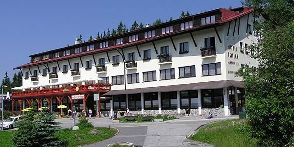 Hotel Toliar - budova