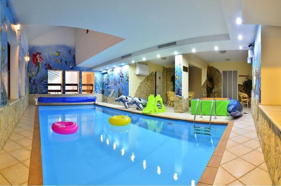 Ski & Wellness Hotel Družba - detský bazén
