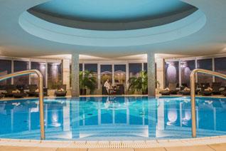 Wellness & Spa bazén