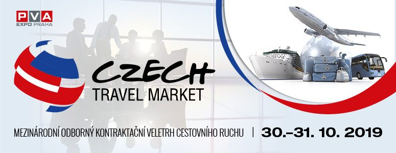 Czech Travel Market 2019