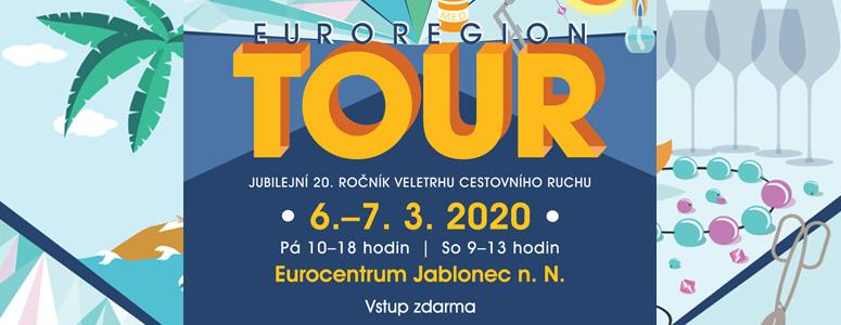Veletrh Euroregion Tour 2020 Jablonec nad Nisou