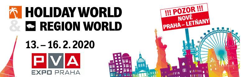 Holiday World Praha 2020