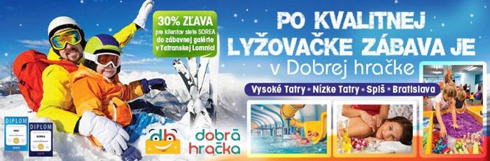 Sorea - Dovolenka na Slovensku
