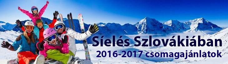 Sielési ajánlatok Szlovákiában