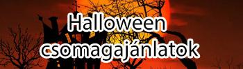 Halloween csomagajánlatok