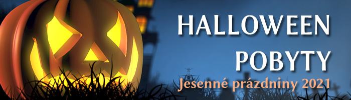 Halloween pobyty