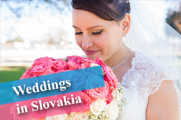 Weddings in Slovakia