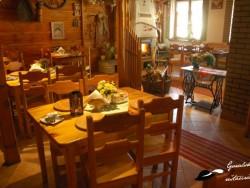 Goralská reštaurácia U PETRÍKA Červený Kláštor