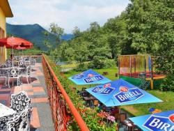 Hotel Hrabovo - Reštaurácia Ružomberok (Rózsahegy)