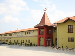 Penzión & Restaurant ZLATÁ RYBA Zlatná na Ostrove
