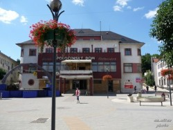 Reštaurácia FONTÁNA Myjava