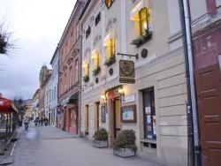 Reštaurácia U TROCH APOŠTOLOV Levoča