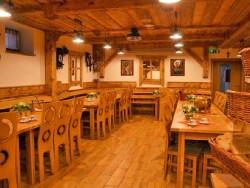 Restaurant Hütte PIENINY Lesnica (Leschnitz)