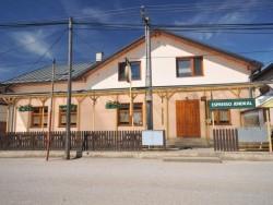 Reštaurácia Penzión Jendrál Hrabušice
