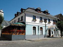 Restaurace Hotel Club Kežmarok