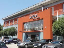 Restauracja - Zimny stadion Mariána Gáboríka Trenčín (Trenczyn)