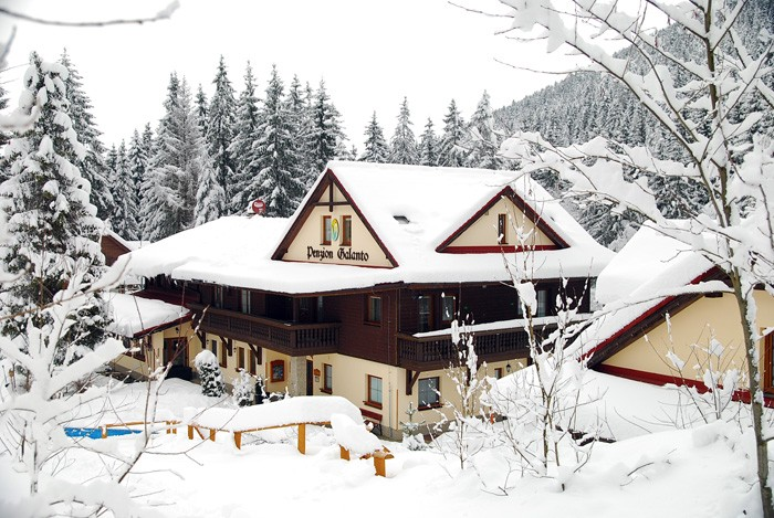 Zimný pobyt cez týždeň s procedúrami AKCIA #3