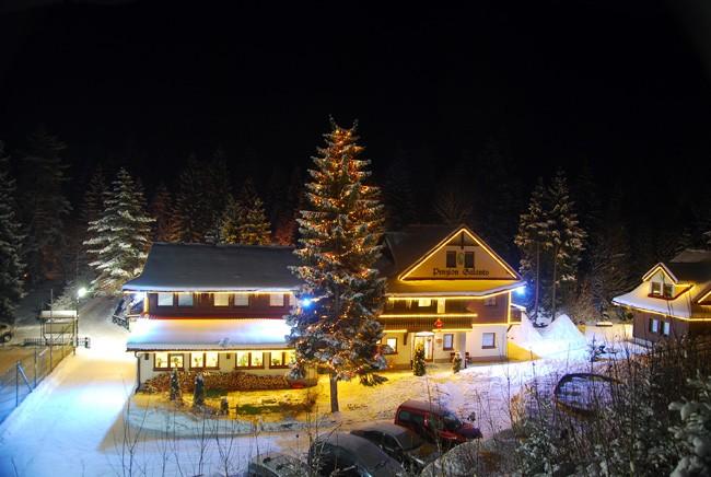 Liptovské Vianoce so slávnostnou večerou a procedúrami (Dieťa do 15 rokov ZDARMA) #1